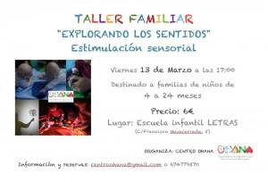 taller sensorial marzo