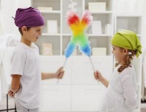 gestionar el tiempo - tareas del hogar